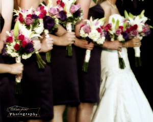 Brides Maid Bouquet